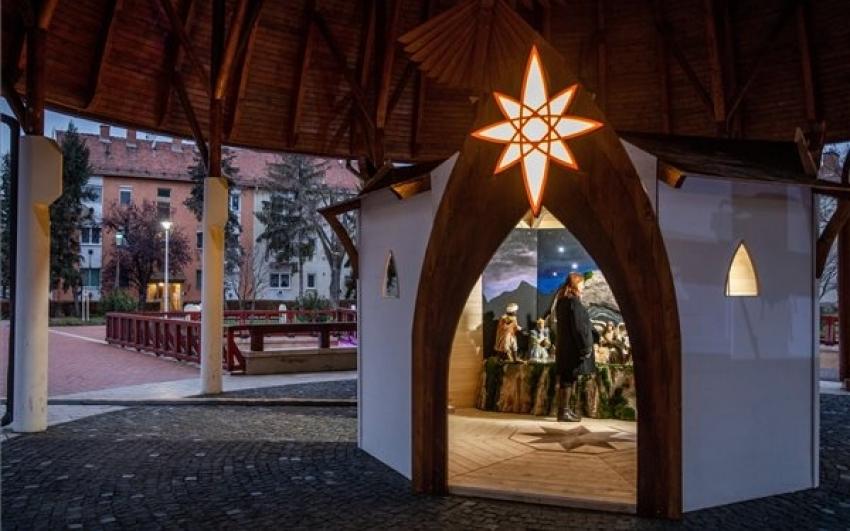 Magyarország legszebb betleheme - FOTÓK