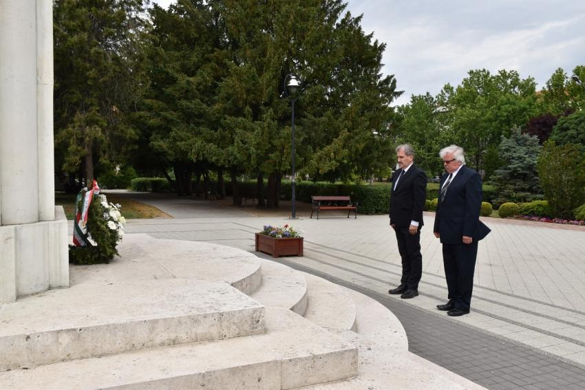 A magyar hősök emlékünnepe