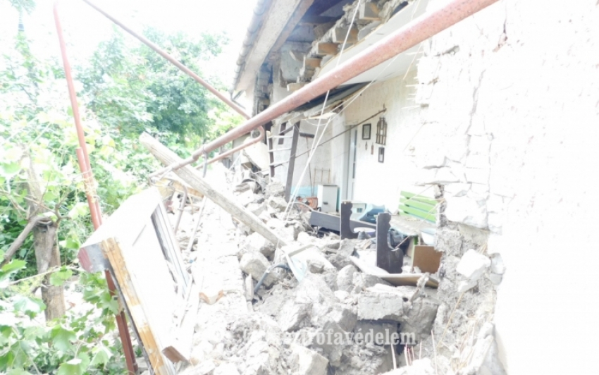 Vádemeléssel folytatódiott a kunmadarasi gázrobbanán