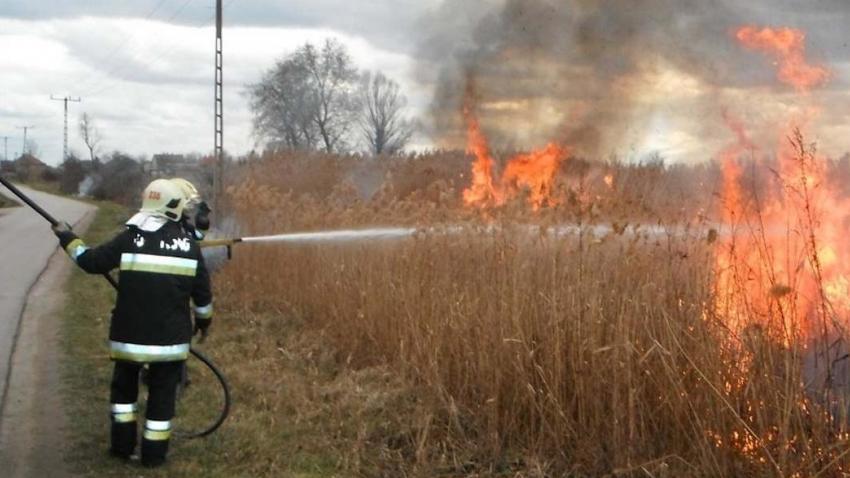Tűzesetek jutottak a hét közepére is